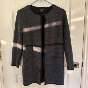 Tahari | Ultra Soft Merino Wool Cardigan Jacket